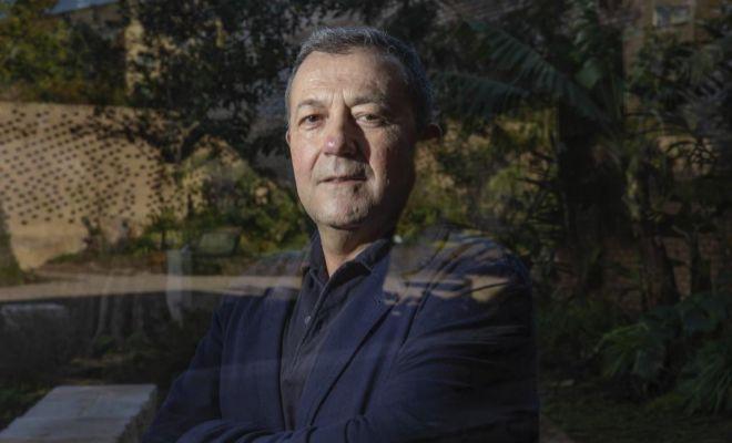 Vicent Todolí, responsable artístic de la Fundació per Amor a l'Art.