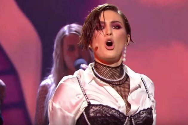 Maruv canta Siren song, el tema que iba a representar a Ucrania en Eurovisión 2019