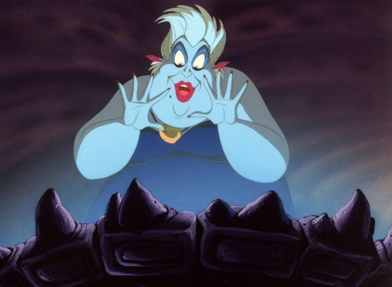 Disney prepara una serie con los malos de sus películas, Disney Villains.