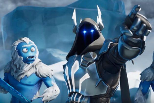 Imagen del tráiler de la temporada 8 de Fortnite