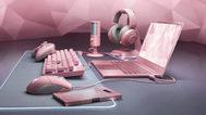 Un vistazo a los accesorios Quartz de Razer