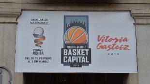 Vitoria acoge la Copa de la Reina más vasca