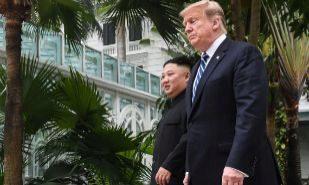 La cumbre entre Donald Trump y Kim Jong-un termina en fracaso