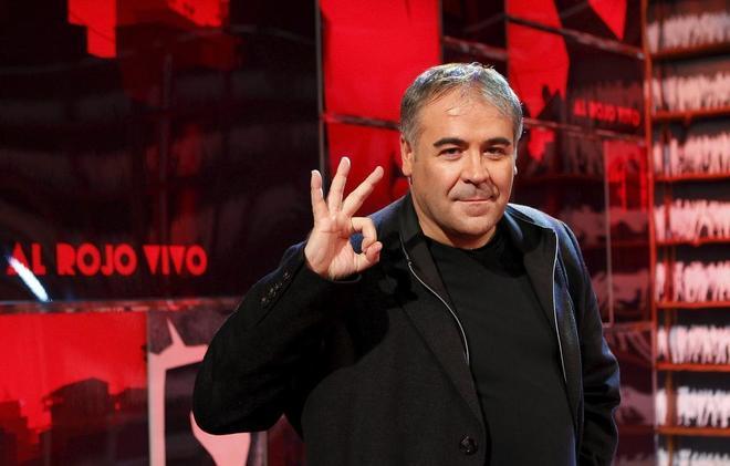 Antonio García Ferreras, director de 'Al Rojo Vivo', de La Sexta.