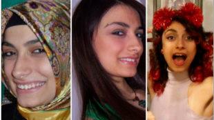 Las turcas 'trolean' el #10yearschallenge