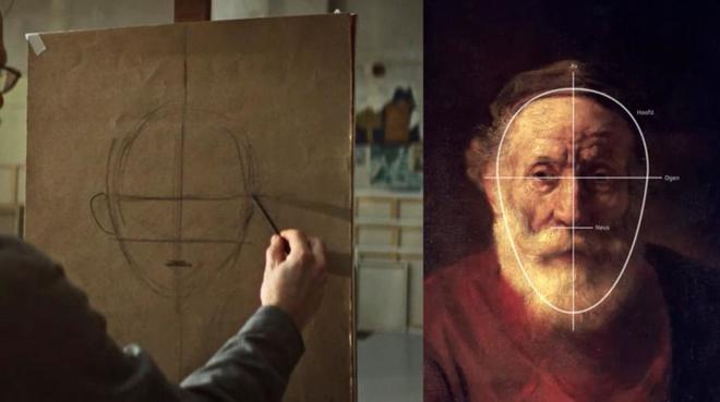 Holanda reconstruye la voz de Rembrandt a partir de sus cuadros.