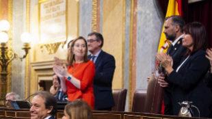 Ana Pastor despide la legislatura pidiendo a los partidos que rebajen la tensión electoral