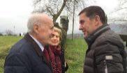 Reconocimiento de las formaciones abertzales a la figura política del expresidente jeltzale