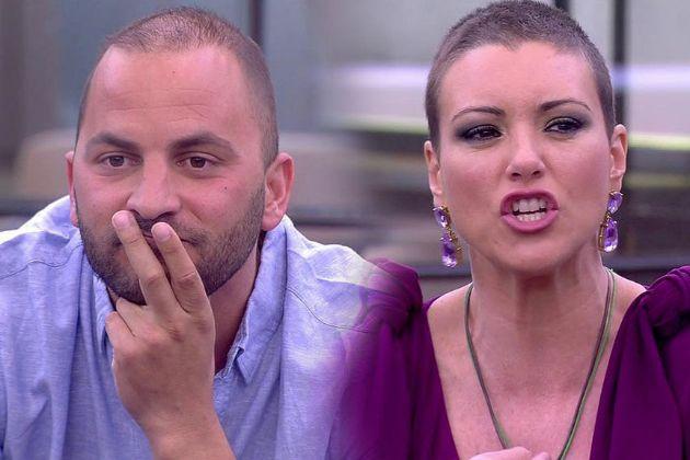 Antonio Tejado y María Jesús Ruiz han protagonizado un desagradable momento en GH Dúo en Telecinco