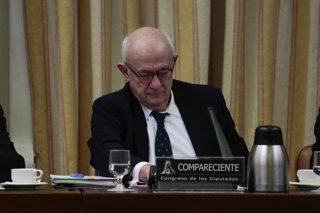 Fernando Marti, presidente del Consejo de Seguridad Nuclear (CSN),...