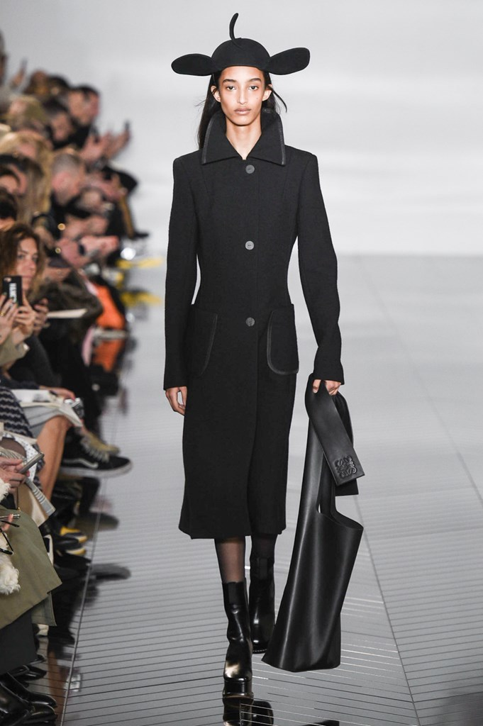 Desfile de Loewe· Semana de la Moda de París · Colección...