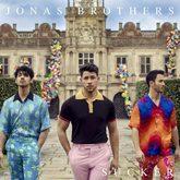 Portada de Sucker, el nuevo single de Jonas Brothers tras un largo...