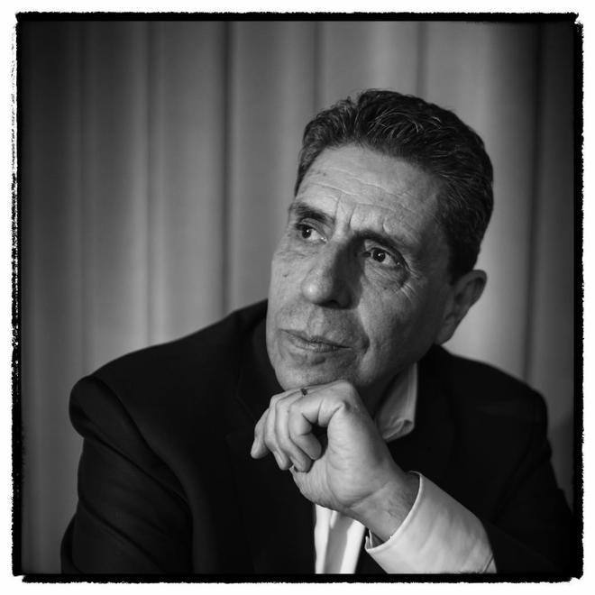 El escritor, historiador y político Mauricio Rojas.