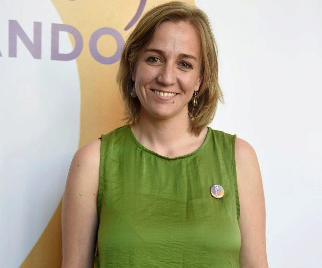 Tana Sánchez en una imagen de archivo