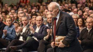Muere a los 86 años Xabier Arzalluz, histórico dirigente del PNV durante  dos décadas