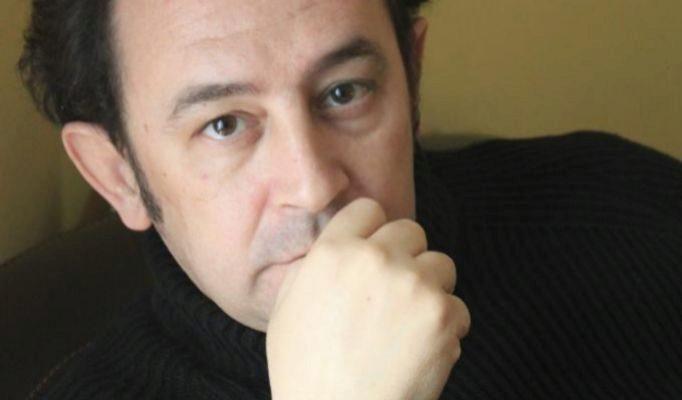 El escritor Adolfo García Ortega.