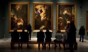 El Bellas Artes de Sevilla bate en 2018 su récord histórico de visitantes gracias al Año Murillo