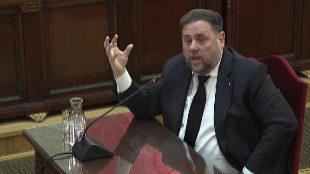 Un cargo de Junqueras se reunió con Unipost para destruir pruebas