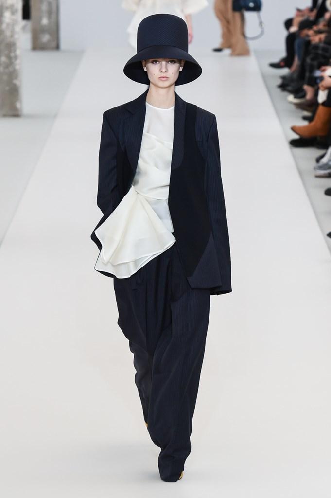 Desfile de Nina Ricci· Semana de la Moda de París · Colección...