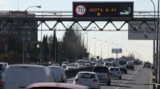 Madrid desactiva el sábado el protocolo anticontaminación