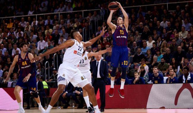 Euroliga: El Barcelona vuelve a derrotar a un Madrid irreconocible