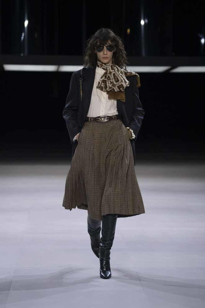 Desfile de Celine· Semana de la Moda de París · Colección...