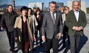 El lehendakari Urkullu asegura que los vascos deben reconocimiento a Xabier Arzalluz