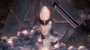 SpaceX lanza Crew Dragon, la primera nave comercial diseñada para astronautas