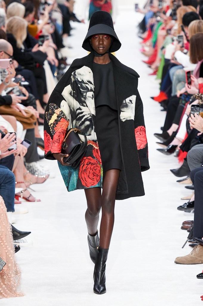 Desfile de Valentino· Semana de la Moda de París · Colección...