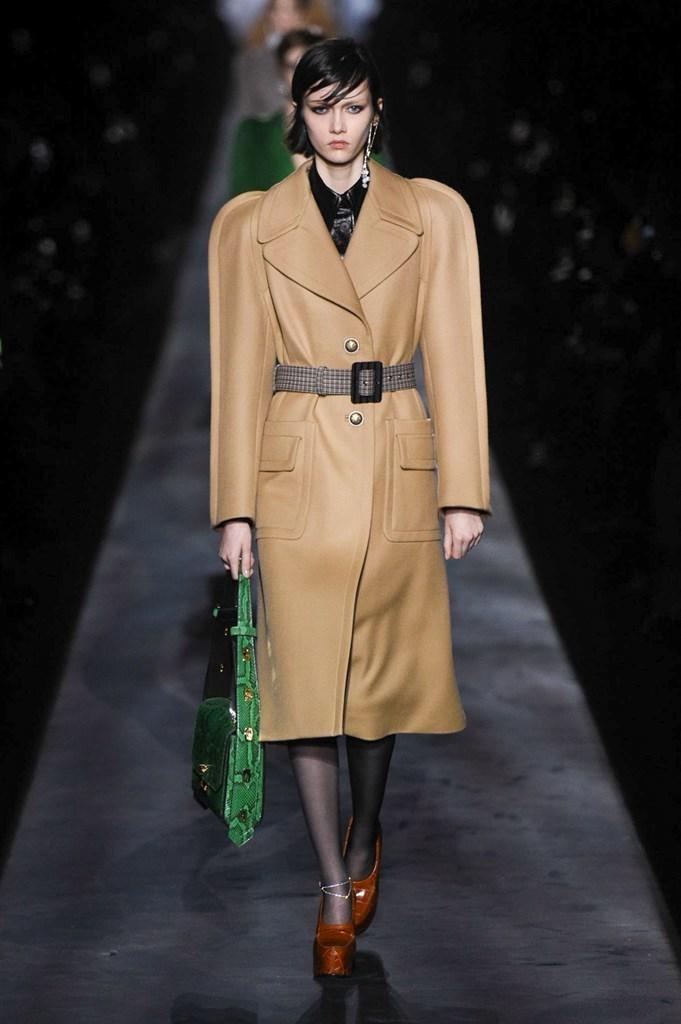 Desfile de Givenchy· Semana de la Moda de París · Colección...