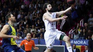Llull saca al Real Madrid del bache en Andorra