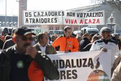 """El mundo rural protesta en Madrid contra """"los continuos ataques"""""""