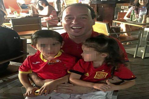Borja Brañanova, primera persona en conseguir una custodia compartida en un país árabe