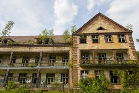 HOSPITAL BEELITZ- HEILSTATTEN (ALEMANIA)