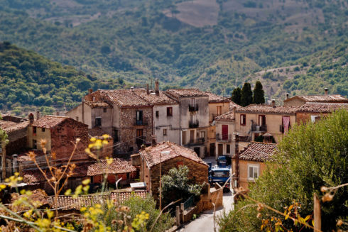 El pequeño municipio siciliano de Gangi lidera la iniciativa 'Casas a un euro'.