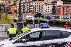 La Policía Municipal de Bilbao realizó 529 acciones antidrogas en 2018