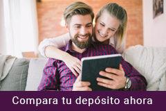 Mejores depósitos para rentabilizar tu dinero sin riesgo