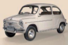 Construye paso a paso esta fiel reproducción del emblemático SEAT 600