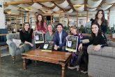 Algunas de las participantes de la XII Jornada de la Mujer que se celebrará el próximo 7 de marzo en Alicante.