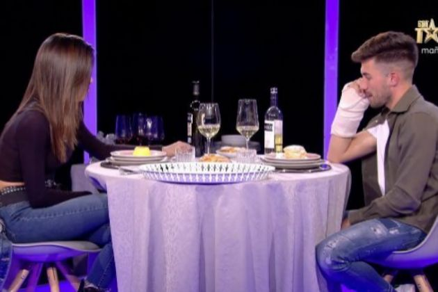 La última cena de Sofía Suescun y Alejandro Albalá en GH Dúo en...