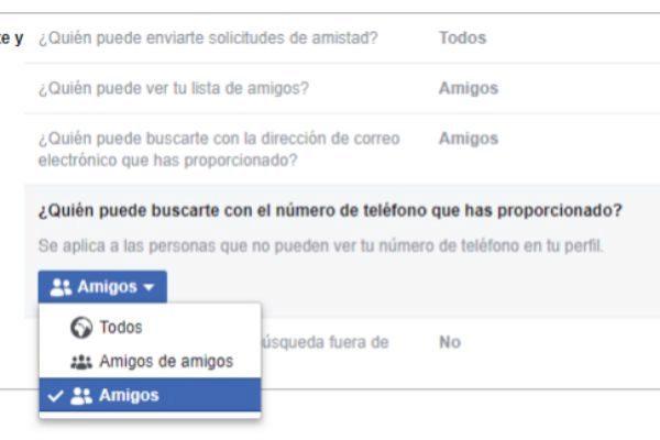 Facebook te pide el teléfono por seguridad y luego deja que cualquiera lo use para encontrarte