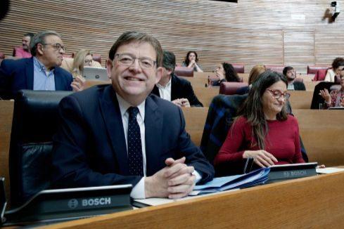 Puig convoca a Oltra para anunciar el adelanto de las autonómicas al 28A