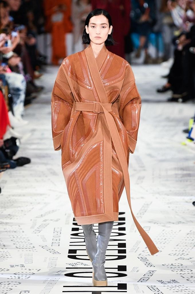 Desfile de Stella McCartney · Semana de la Moda de París ·...