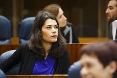 La diputada de Podemos Isabel Serra.