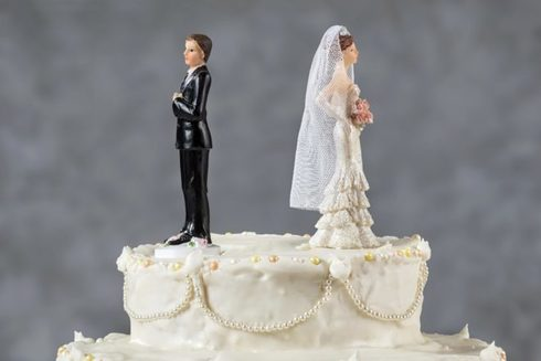 Las separaciones y divorcios disminuyen un 3,6% en Baleares