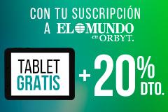¡Llévate una Tablet GRATIS solo por suscribirte a El Mundo!