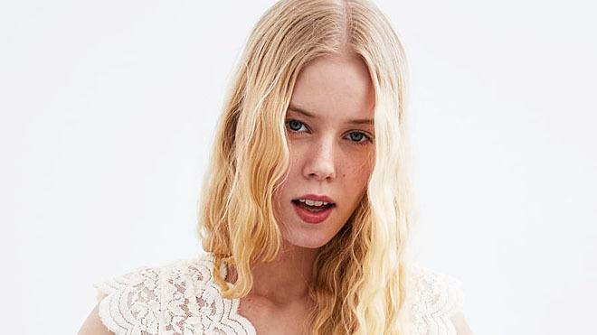 El top de Zara te solucionará todo tipo de looks.