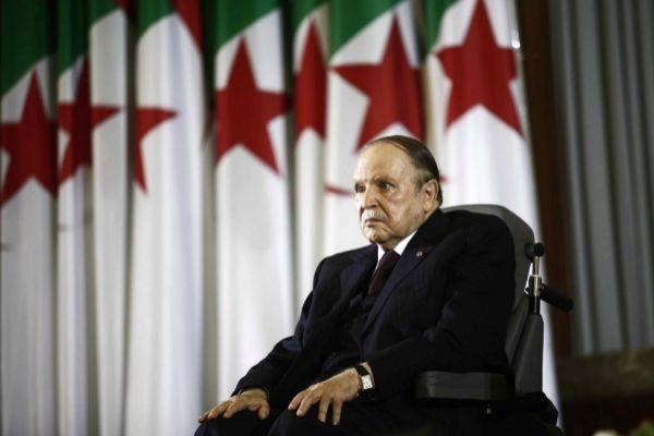 El presidente de Argelia,  Abdelaziz Buteflika, en una imagen de...