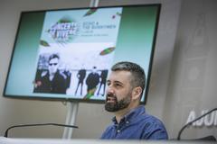 José <HIT>Cuéllar</HIT> Asunción 4/3/2019 Valencia, Comunidad Valenciana. Pere Fuset presenta la programación de la edición 2019 de los Conciertos de Viveros