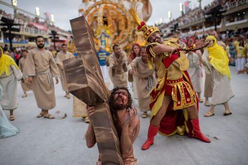 83b67fb6e541 La Iglesia católica abraza el Carnaval de Río | Internacional